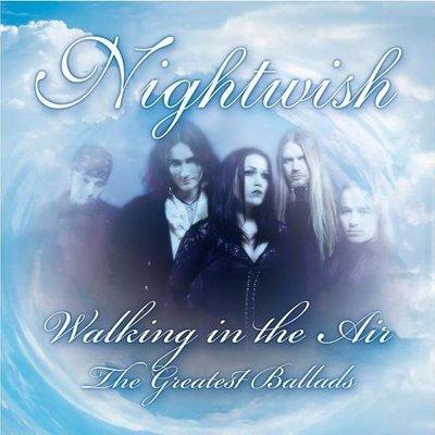 ##重金屬 全新CD Nightwish Walking in the Air:The Greatest Ballads