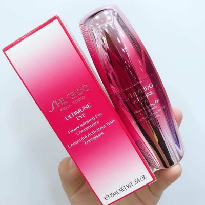 Shiseido ULTIMUNE Eye Serum紅妍肌活眼部精華/紅腰子眼精華 15ml