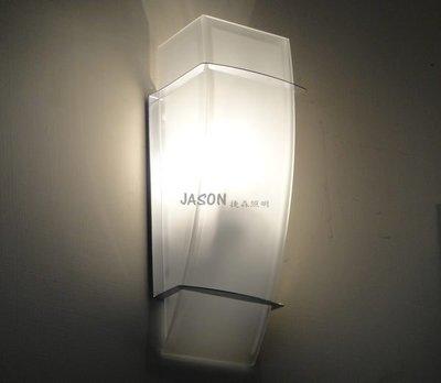 ~ 捷森照明~ JA-B-00057~  三  角  柱  體  壁  燈 台南市