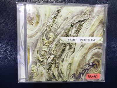 *愛樂唱片*JACK OR JIVE / KISMET 二手 EE088(PRIKOSNOIE)