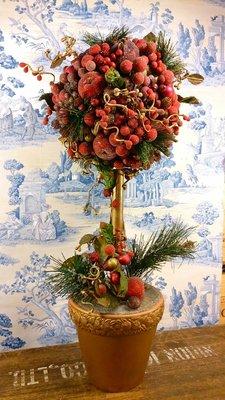 聖誕節大型盆栽擺飾:聖誕節 盆栽 擺飾 裝飾 居家 家飾 店面 展示 櫥窗 會場 佈置 禮品
