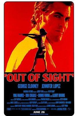 戰略高手-Out of Sight (1998)原版電影海報