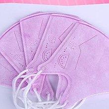 銘愛威一次性春夏季成人兒童口罩3D立體舒適防塵透氣男女口罩--十二蘭