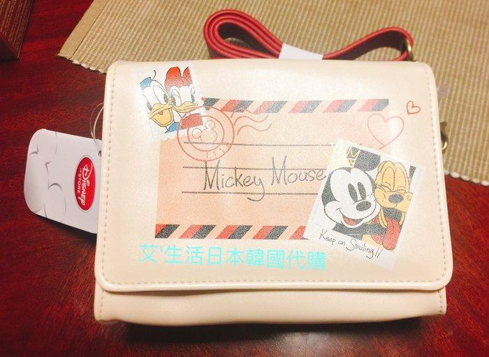 日本 迪士尼專賣店商品 米奇小信封包