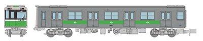 [玩具共和國] 4543736281061 大阪市交通局地下鉄中央線20系 旧塗装6両セットB