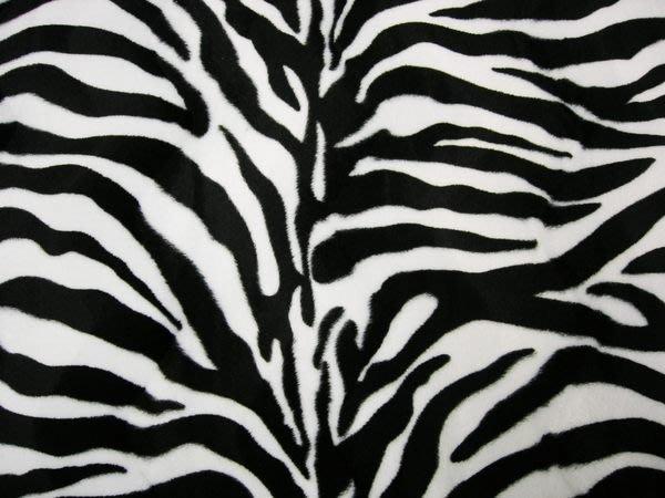七三式精品公社之韓國進口絨布大斑馬紋紋(抱枕.地毯座墊房屋佈置訂做