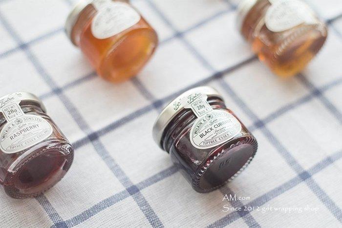 AM好時光【AB01】TIPTREE 婚禮小果醬 英國原裝進口❤婚禮小物 草莓水蜜桃 迎賓 送客禮 蜂蜜 喜糖盒 桌上禮