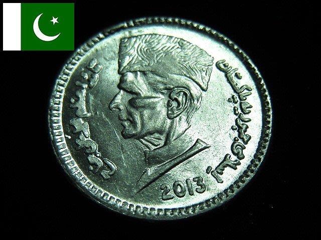 【 金王記拍寶網 】T1831  巴基斯坦  錢幣一枚 (((保證真品)))