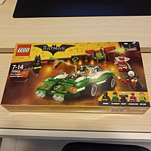 Lego 70903 The Riddler Riddle Racer (可與 21318 21315 71043 71044 75936  共融)