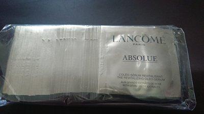全新LANCOME 蘭蔻絕對完美黃金玫瑰修護精華1ml  現貨300包