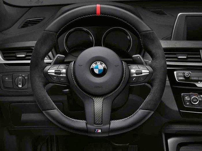 【樂駒】BMW F45 F46 F48 F39 M Performance 方向盤 原廠 改裝 套件 精品