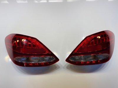 BENZ W205 C300 原廠美規尾燈