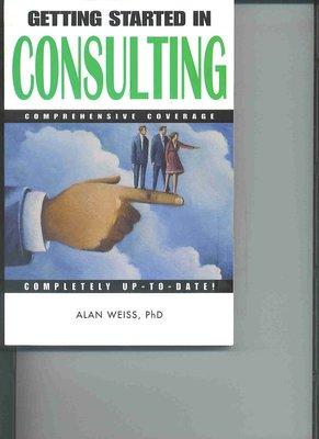 全新原文書 - Getting Started in Consulting