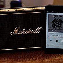 分期免運!! 喇叭+磁吸皮套※台北快貨※美國原裝正貨 Marshall Stockwell 藍牙喇叭