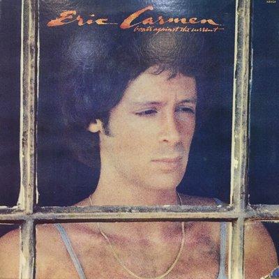 §小宋唱片§ 美版/Eric Carmen – Boats Against The Current/二手西洋黑膠