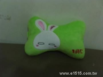 全新賤兔Love兔午安枕(可裝電池)