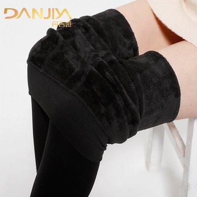 雜貨大超市*加絨打底褲肉色保暖發熱加厚女士外穿黑色美腿褲襪女秋冬季優惠推薦