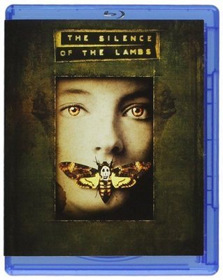 BD 美版【沉默的羔羊】【The Silence of the Lambs】Blu-ray 藍光 茱蒂福斯特