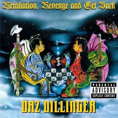 [永恆音樂網]全新HIP HOP西岸嘻哈饒舌名製作才子DAZ DILLINGER(絕版品)