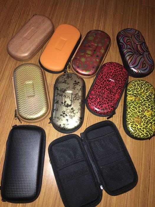 出清!防撞旅行備品包/收納包(橘色,花金(上二),金色,玫瑰花紋,木紋已售出)