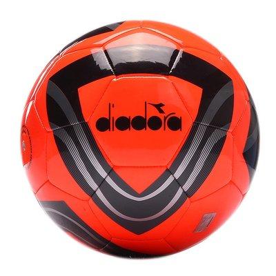 Diadora 19FW 紅銀 機器縫合 3號足球 174942-C4116【樂買網】