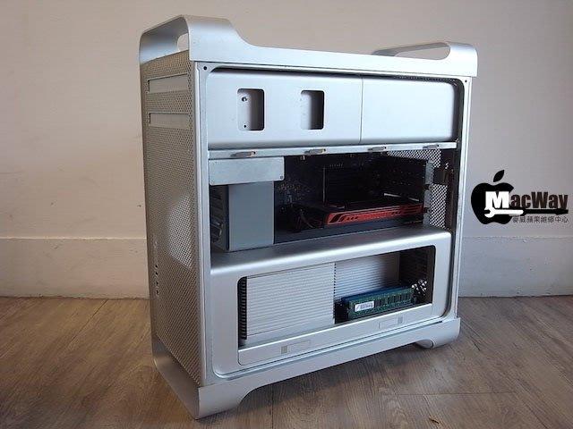 『售』麥威 Mac Pro A1289 Mid 2010 8核16線, 雙2.4GHz四核心處理器, RAM 12GB,