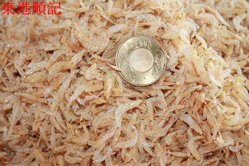 東港順記 ( 料理用) 赤尾青 蝦乾  600 $250元   時價