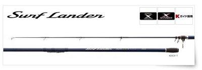{龍哥釣具1 }SHIMANO SURF Lander  425BX-T 振出遠投竿 全新到港