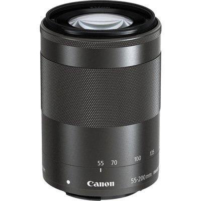 【高雄四海】Canon EF-M 55-200mm F4.5-6.3 IS STM 全新平輸.一年保固.M系列微單望遠鏡