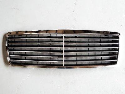 賓士BENZ W140 S CLASS 水箱罩 水箱護罩 水柵 總成 有框