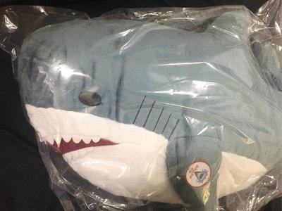 鯊魚玩偶 娃娃 日版 景品 100cm