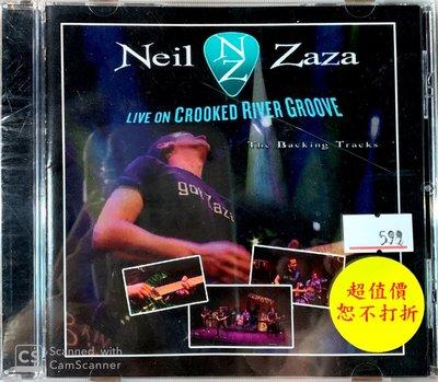 【搖滾帝國】美國知名吉他手 NEIL ZAZA -Live On Crooked River Groove 2013專輯