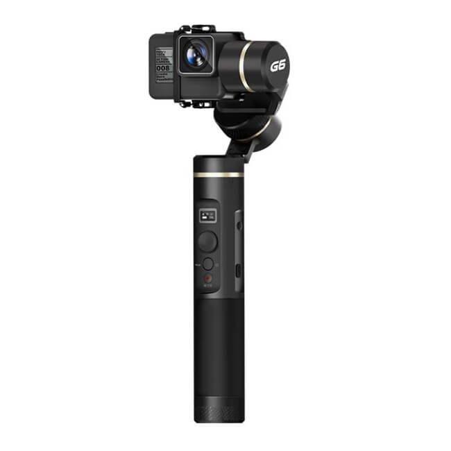 Feiyu飛宇 G6 三軸手持穩定器 運動相機穩定器 (不含運動相機) 先創