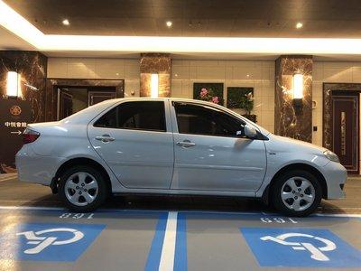 自售 女用Toyota Vios 2005 銀