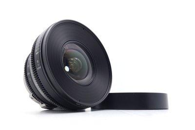 【台中青蘋果】Zeiss CP2 21mm T2.9 / Canon 二手 鏡頭 #41920