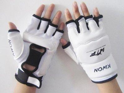 跆拳道手套/KWON牌手套、拳擊有氧、泰拳、UFC、散打、黑、白兩色