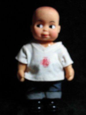 2000年 - Buddy Lee 娃娃 - 千禧年企業寶寶 - 801元起標 - 非7-11 麥當勞 萊爾富公仔