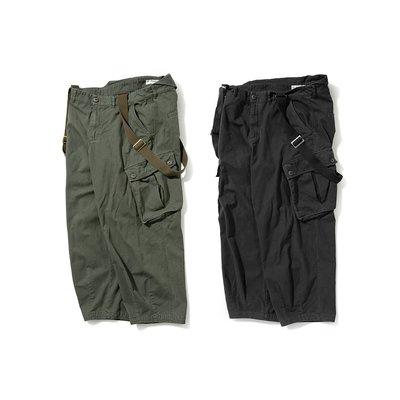 GOSPEL【B-SIDE CAG 20-4 SUSPENDERS】 軍綠色 黑色 吊帶工作褲