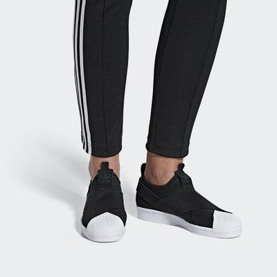 【Footwear Corner 鞋角 】Adidas OG SST SLIP-ON Shoes 愛迪達交叉綁帶貝殼鞋