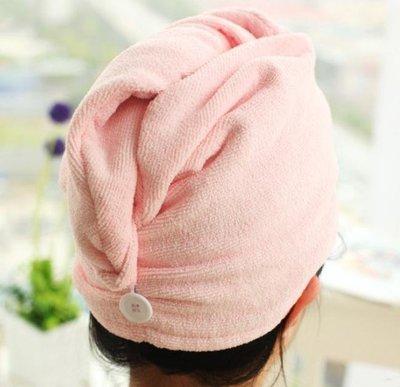 超強吸水 乾髮帽 強力吸水 髮帽 浴帽 毛巾 護髮 頭巾 【午安。小姐】