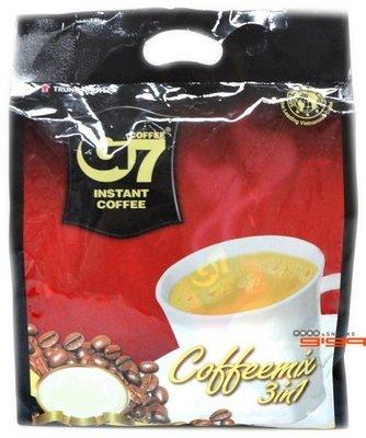 【吉嘉食品】G7三合一即溶咖啡 1包16公克*50入,越南進口[#1]{8935024129357}