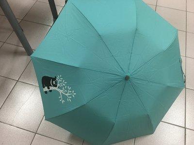 全新中鋼股東會紀念品 台灣黑熊傘