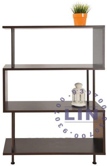 【品特優家具倉儲】B680-05收納架米爾S四層展示架