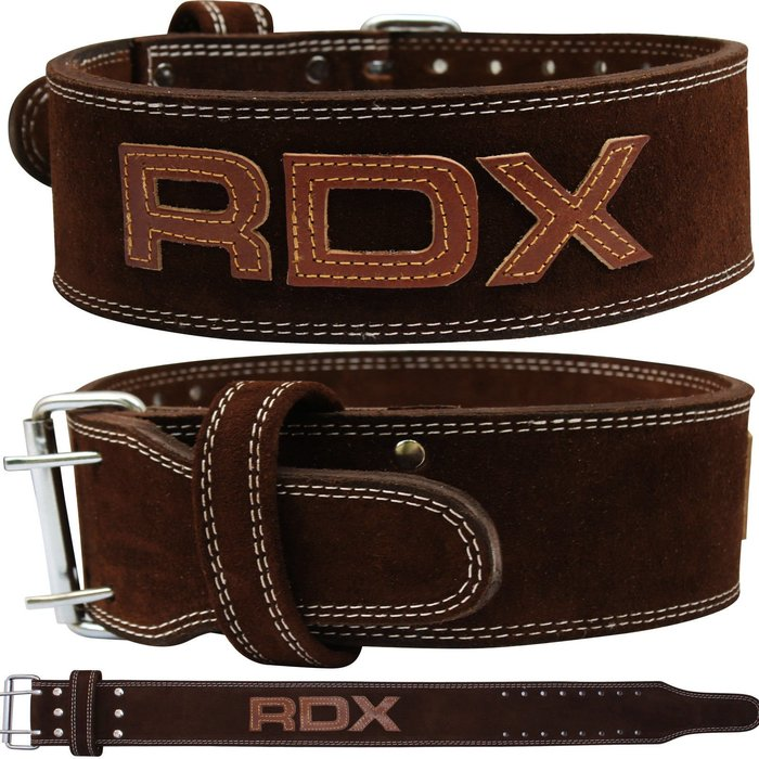 【千里之行】英國RDX重訓/舉重/蹲舉健身進階腰帶加厚全真皮牛皮不輸ALEX  VALEO/另有硬舉手套