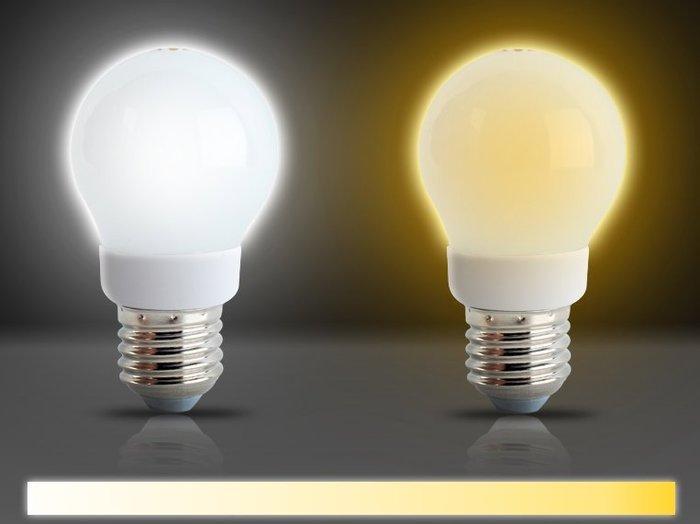 全新原廠專用LED燈泡(白光/黃光) E27 3w 超亮省電 壽命30000小時