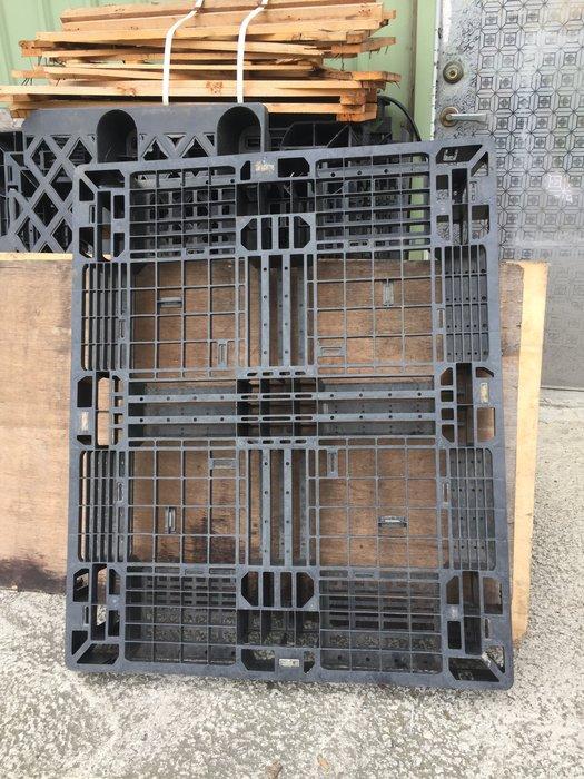 【TLC】中古棧板/二手棧板/耐重型塑膠棧板/NG 棧板 年終清倉賣 堆高機油壓車皆可用