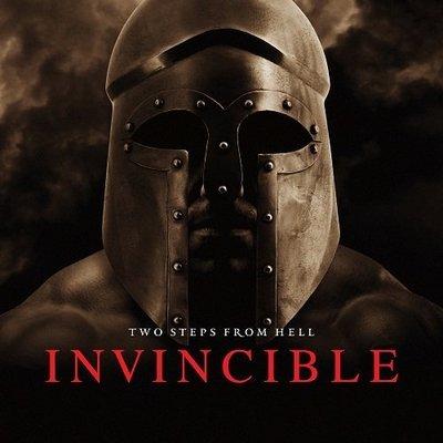 美版CD預告片配樂《地獄邊緣 差兩步下地獄》/Two Steps from Hell Invincible  全新未拆