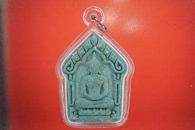 「還願佛牌」泰國 佛牌 龍婆壯 坤平 派古曼更也 含 圖鑑 封面版 特別版