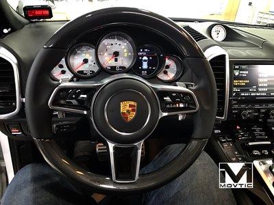 [御成國際]保時捷 碳纖維方向盤 Carbon Fiber Steering Wheel