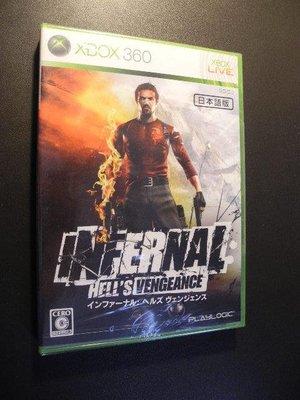 Infernal Hell's Vengeance │XBOX 360│編號:G3
